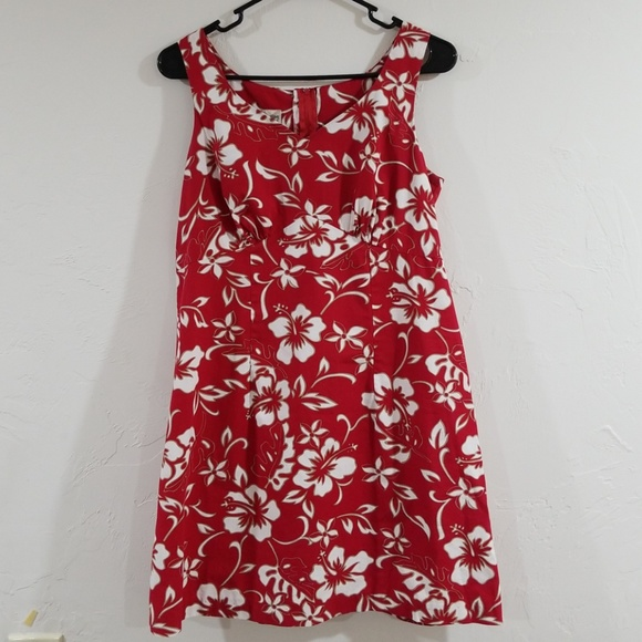 Hilo Hattie Hawaiian Original pinup dress